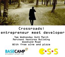 Developers & Entrepreneurs Meetup