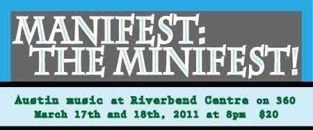 MANIFEST: the MUSICFEST!