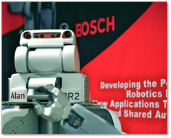 Bosch Research .. a Silicon Valley Robotics networking...