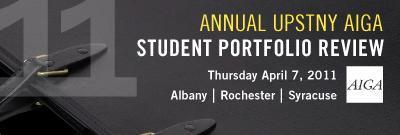 2011 Albany Student Portfolio Review