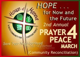 2nd Annual Prayer 4 Peace March