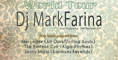 Mark Farina World Tour