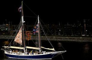 SF Giants Sail: McCovey Cove Boat Party!