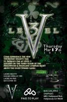Paid To Play Presents: St. Patty's Day at Level 3...