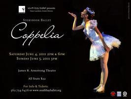 Storybook Ballet: Coppelia