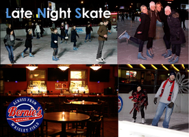 CitySwarm Late Night Skate