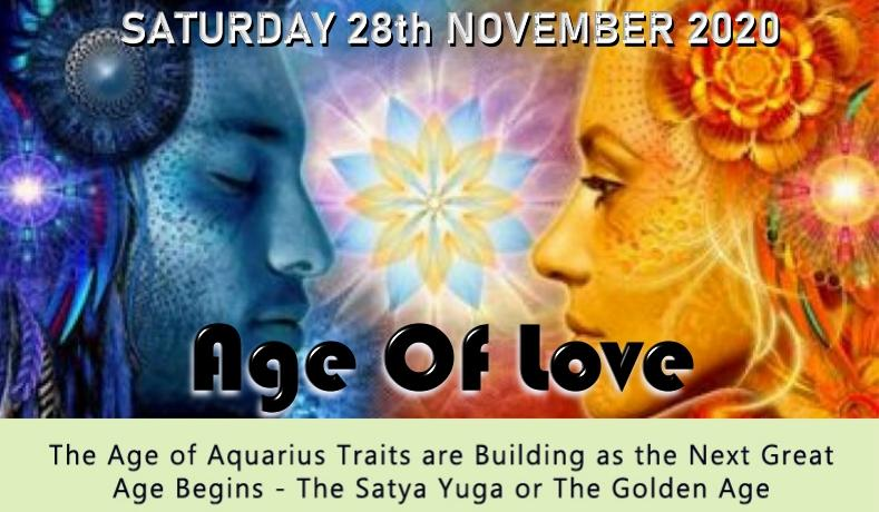 Age Of Love 2 - Age Of Aquarius