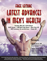 Two Experts Present the Latest Advances in Men's Health