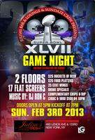 Super Bowl XLVII Game Night