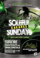 Solefu Karaoke Sundays