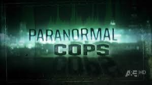 Meet the stars of A&E's   Paranormal Cops TV series...