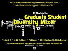 Graduate Student Diversity Mixer II