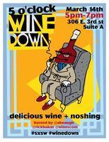 #SXSW wine down