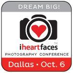I Heart Faces Photography Conference