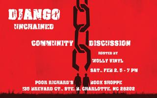 DJANGO Unchained: Community Discussion