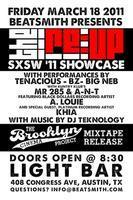 BeatSmith Presents The re:UP @SXSW