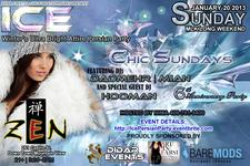 DiDAR EVENTS | CHiC SUNDAYS logo