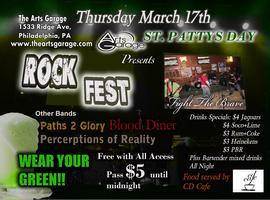 PATTY'S ROCK FESTIVAL