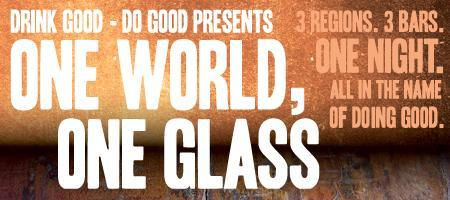 One World, One Glass
