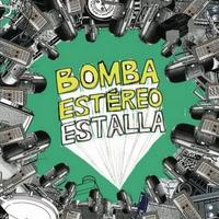 Bomba Estereo Live (inside the Living Room) @ MAI -...