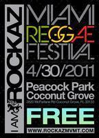 ROCKAZ MVMT Presents: Miami Reggae Festival
