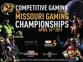 THE MISSOURI GAMING CHAMPIONSHIPS