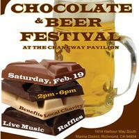 3rd Annual Chocolate & Beer Festival