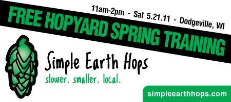 Hopyard Spring Training