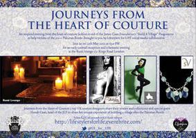 Journeys from the Heart of Couture