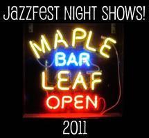 Fri, April 29th- Papa Grows Funk, LATE NIGHT: Dead...
