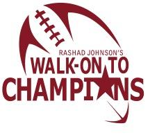 Rashad Johnson's 3rd Annual Walk-On to Champions Youth Football...