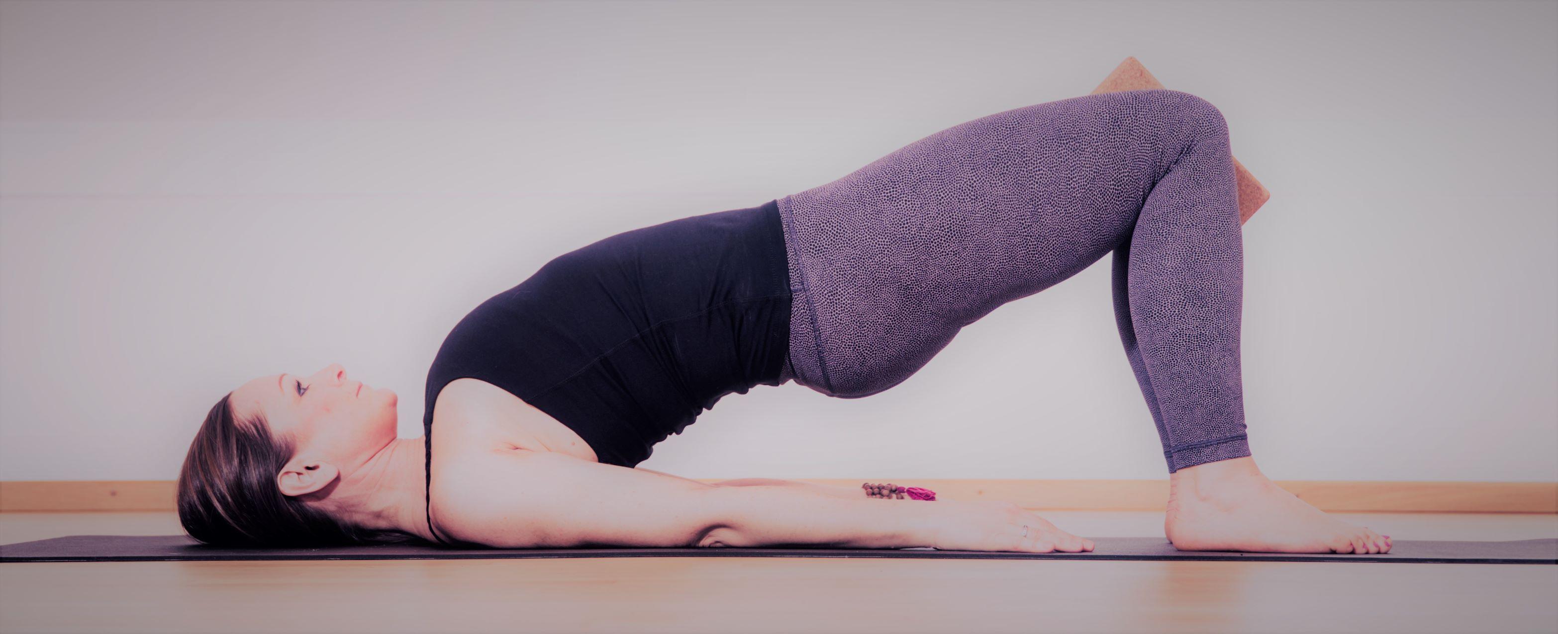 Lucky Yoga Rücken-Flow mit Claudia (Live-Stream)