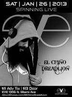 House Music Sat. NITE w/ El Chino DreadLion