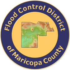 Flood Control District of Maricopa County logo