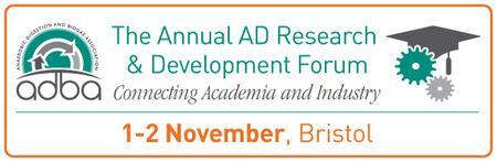 The Annual AD Research & Development Forum