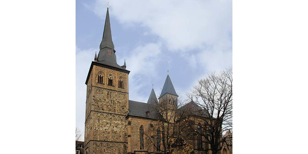 Hl. Messe in St. Peter und Paul Ratingen zu FRONLEICHNAM