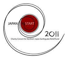 JAPAN RESTART – Charity Concert for Northern Japan...