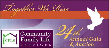 CFLSDC - 'Together We Rise' Gala and Auction