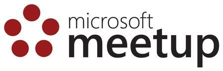 Microsoft Meet Up Social Networking Event