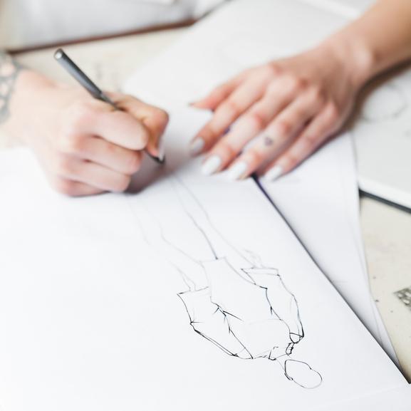 Fashion Design and Illustration Level 1
