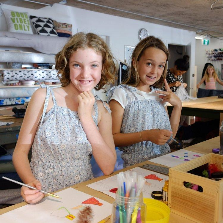 Youth Summer Fashion Camp 7 Jul 2020