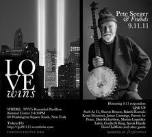 Pete Seeger and Friends 9/11/11
