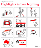 Humor Reading: Highlights in Low Lighting   Selections...