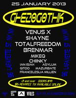 GHE20G0TH1K FRIDAY JAN 25TH FT. TOTALFREEDOM BRENMAR +...