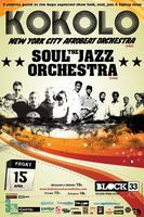 KOKOLO NYC AFROBEAT (USA) & THE SOULJAZZ ORCHESTRA...