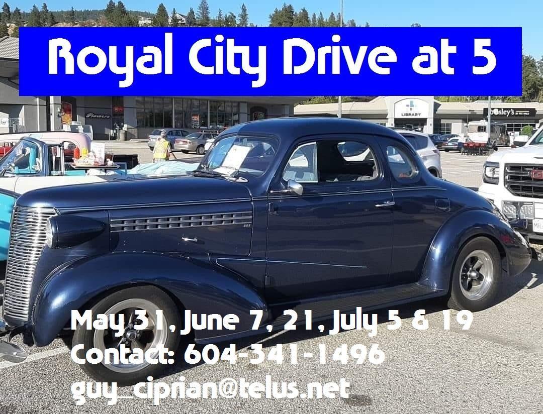 Royal City Drive at 5