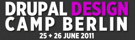 Drupal Design Camp Berlin 2011