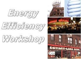West Lake Energy Efficiency Workshop