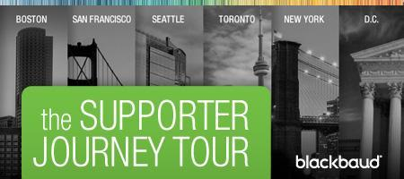 Blackbaud Supporter Journey Tour - Seattle
