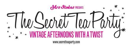"The Secret Tea Party presents ""Charleston and Cake"""